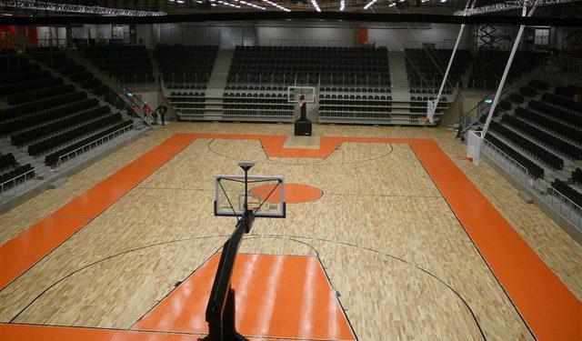 Complejo deportivo indoor de Norrköping
