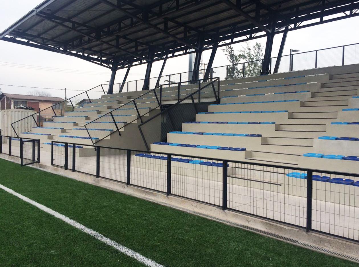 Asientos Mondoseat 2 en el Estadio Esparta de Quinta Normal (Chile)
