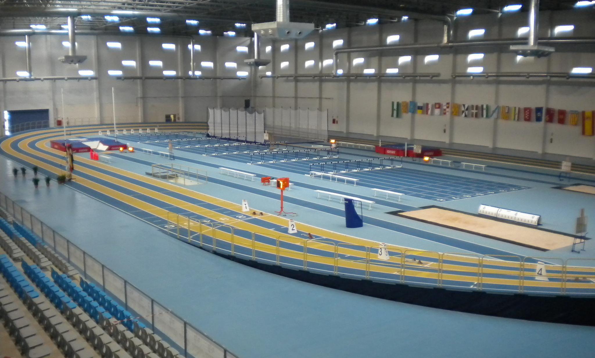 Centro de Atletismo 'VI Centenario' de Antequera