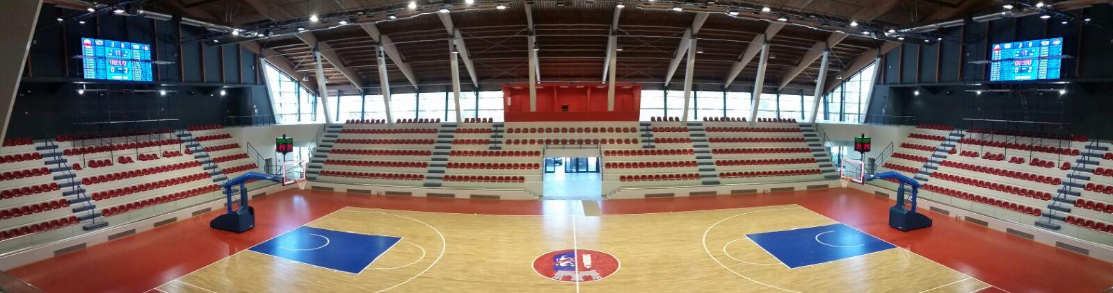 Tirana Olympic Park.