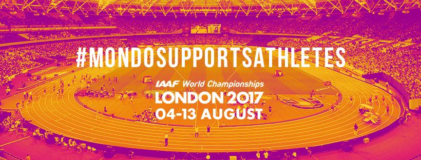 Campeonato Mundo Atletismo Londres