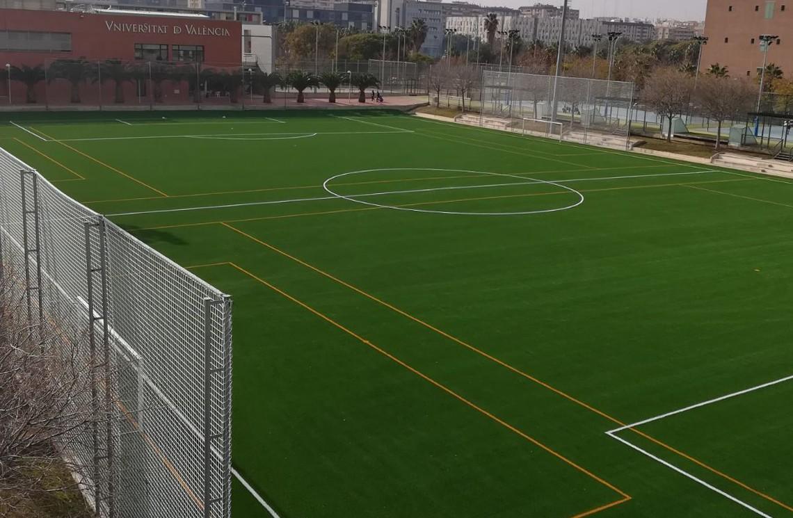 El campus de tarongers de la universitat de val ncia - Campo de futbol del valencia ...