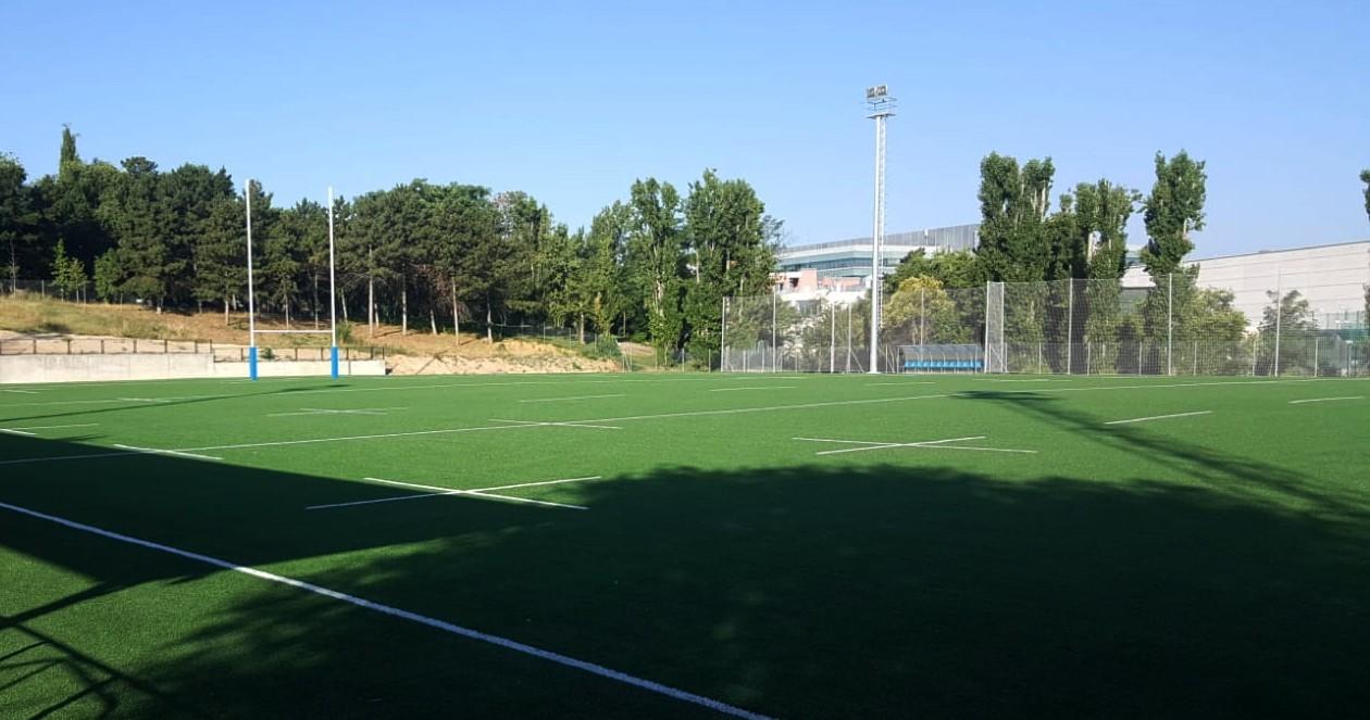 Un Sueño Cumplido En Alcobendas El Campo De Rugby De Las