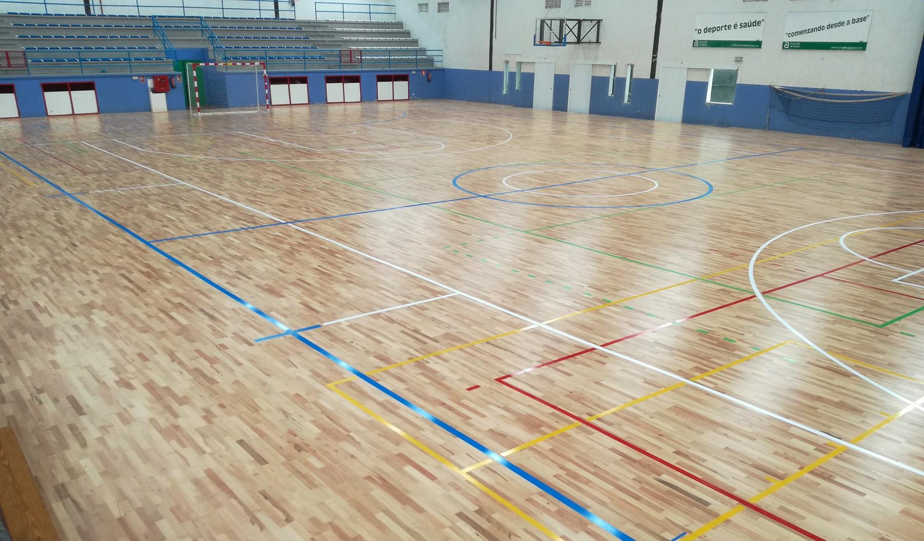Tendencias en los tratamientos de mantenimiento de parqués deportivos multicapa de madera