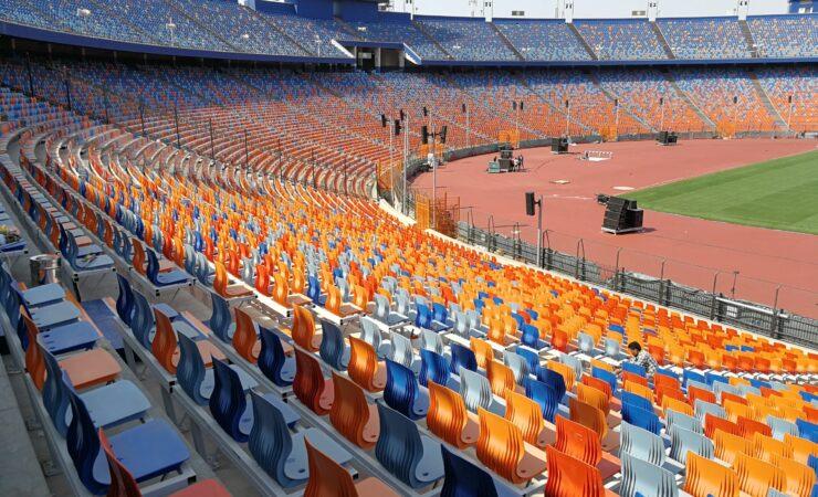 Estadio Internacional de El Cairo (Egipto)
