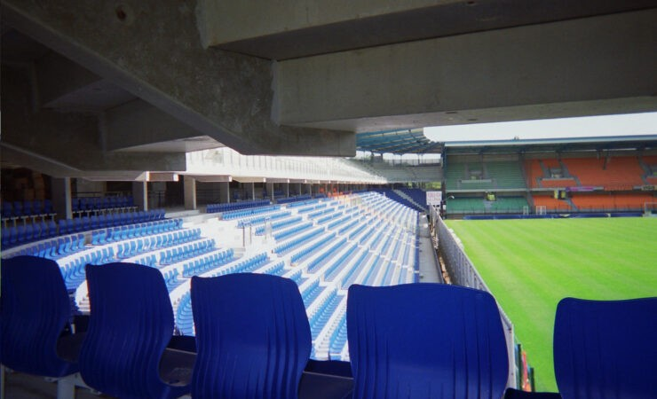 Stade de l'Aube (Troyes, Francia)