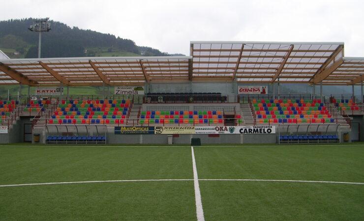 Estadio Urbieta (Gernika, Bizkaia)