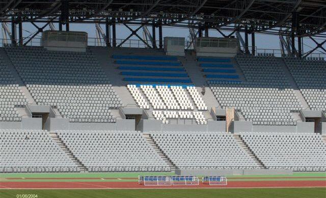 Estadio Pampeloponnisiako (Patras, Grecia)