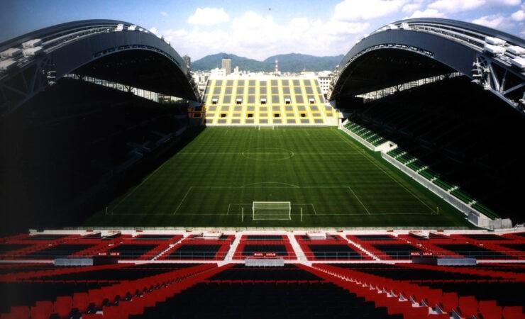 Estadio Parque Misaki (Kōbe, Japón)