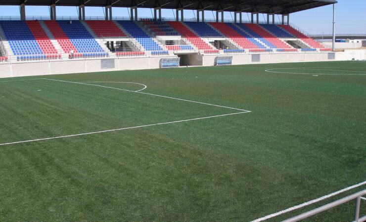 Campo de fútbol de la Universidad San Jorge (Villanueva de Gállego, Zaragoza)