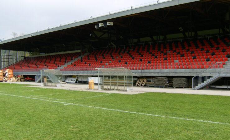 Sportanlage Gründenmoos (St. Gallen, Suiza)