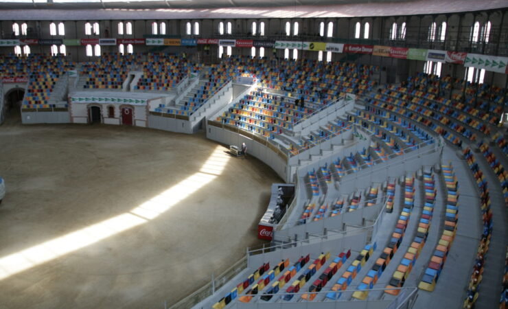 Plaza de toros de Tarragona