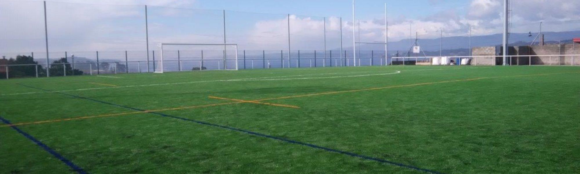 Campo de Bamio equipado con 4NX