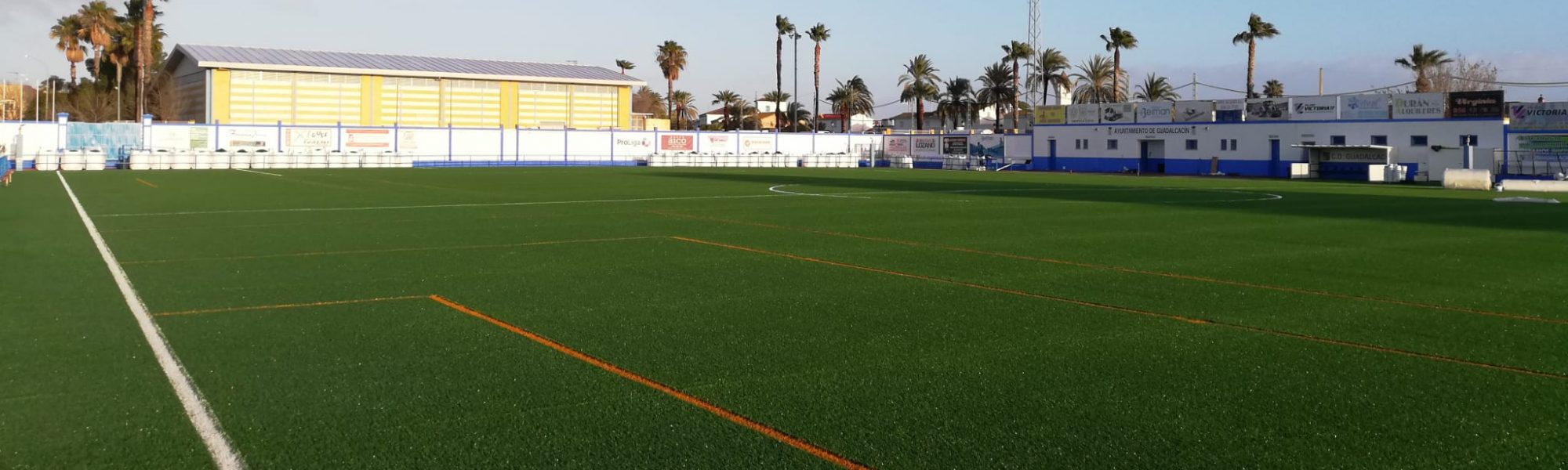 Campo de fútbol de Guadalcacin