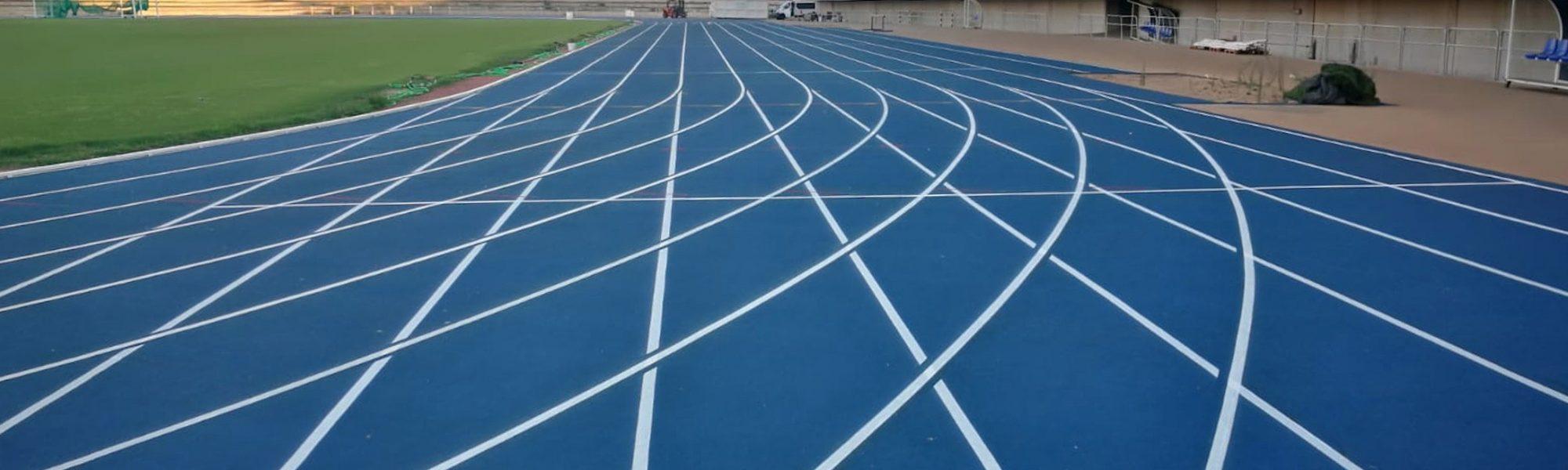 El Estadio Ciudad de Málaga cuenta con la certificación Clase 2 de World Athletics